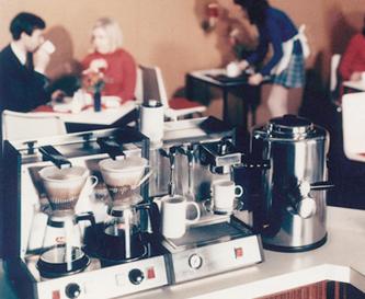 Eine kurze Geschichte der Filterkaffeemaschine