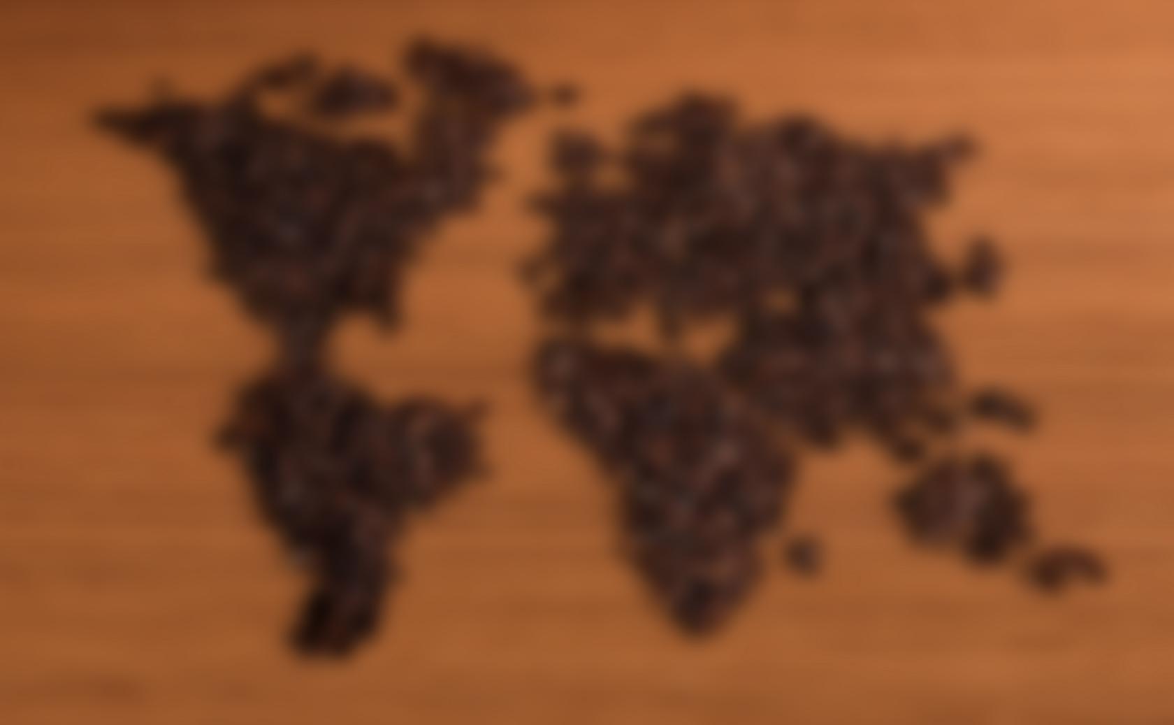 Koffie in de hele wereld thuis melitta - Thuis opslag bench wereld ...