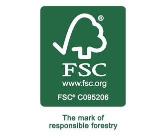 FSC®-certificaat voor papieren filterzakjes van verantwoord bosbeheer