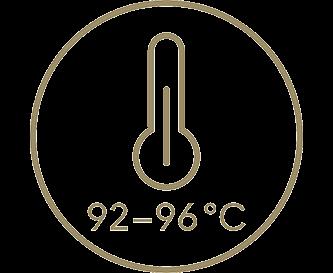 Optimale zettemperatuur en -duur.