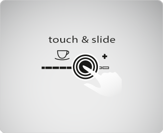 Touch & Slide