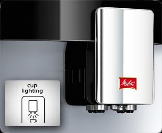 All-in-one uitloop met LED-verlichting